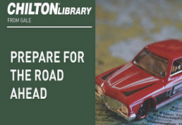 Chilton Library Prepare for the road ahead