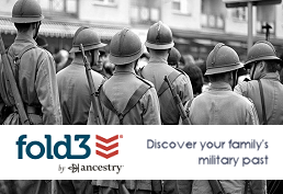 Fold3 discover your families military past