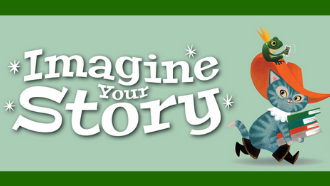 Imagine your story virtual summer reading 2020